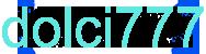 Dolci777.com Logo